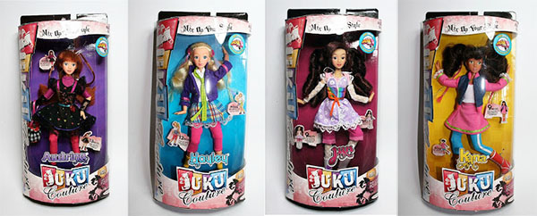 Juku Couture serie 1