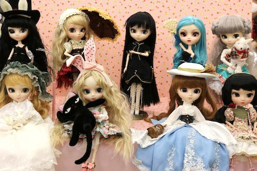 Let's make Pullip