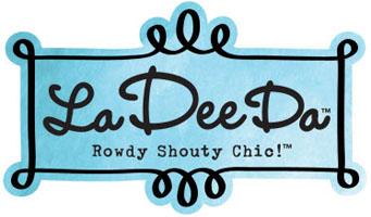 La Dee Da doll logo