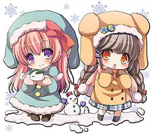 Winter chibi