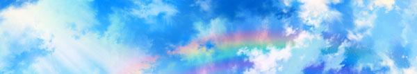 Anime manga rainbow