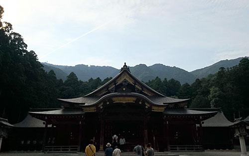 Sanctuaire Japon temple