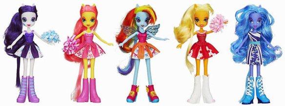 Equestria Girls and Princess Luna