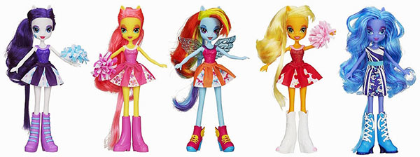Equestria Girls and Princess Luna