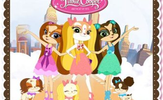 Pinkie Cooper and the Jet Set Pets