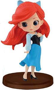 Qposket Disney Ariel leg