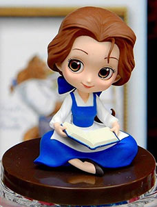 Qposket Disney Belle sitting