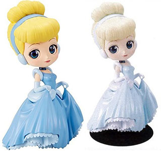 Qposket Disney Cendrillon Cinderella