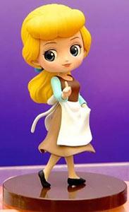 Qposket Disney Cinderella Cendrillon servant