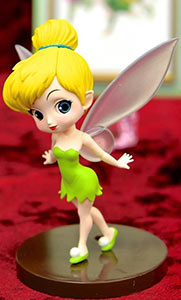 Qposket Disney Clochette Tinkerbell