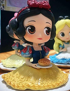 Qposket Disney Snow White Tea Party