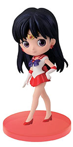 Qposket Sailor Moon Sailor Mars