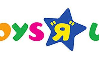 "Logo Toys ""r"" us"