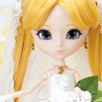 Pullip Usagi Tsukino wedding version