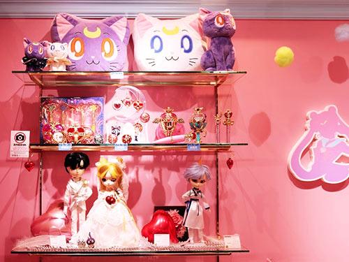 Sailor Moon Store 2018