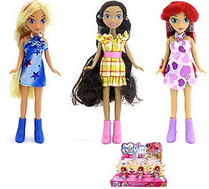 Angel's Friends collection 16cm ville