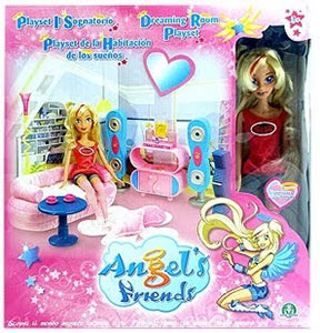 Angel's Friends logo appartement de reve
