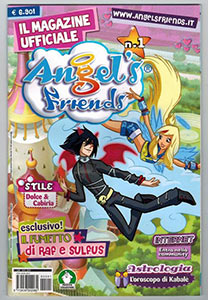 Angel's Friends magazine