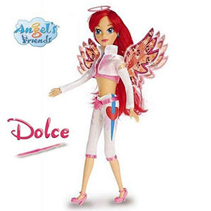 Angel's Friends poupee Dolce