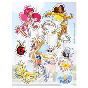 Angel's Friends stickers