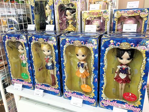 Boutique Yokohama doll Museum Starry sky dream shop