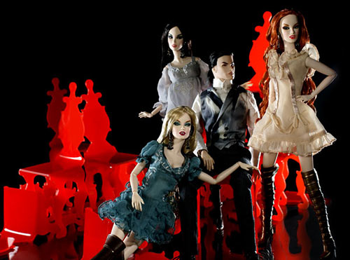 Integrity Dracula and his Brides