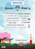 Japan Party 8