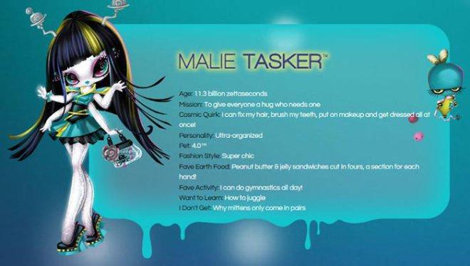 Novi Stars Malie Tasker description