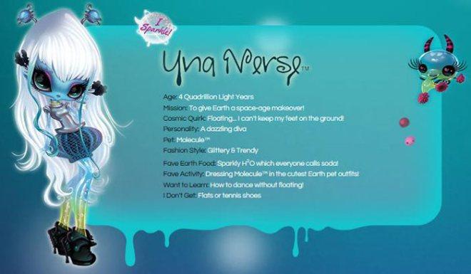 Novi Stars Una Verse description
