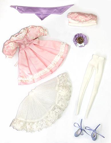 O827 Love my Collection marine dress feminine style Pullip
