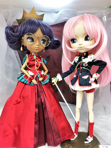 Pullip Anthy Utena Azone Label shop