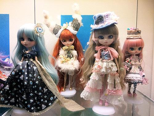 prototypes Pullip doll carnival 2018