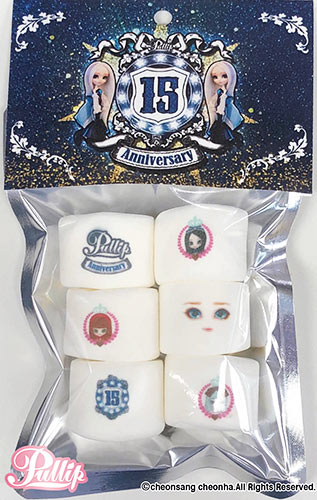 DC 2018 mashumaro Pullip marshmallow guimauve