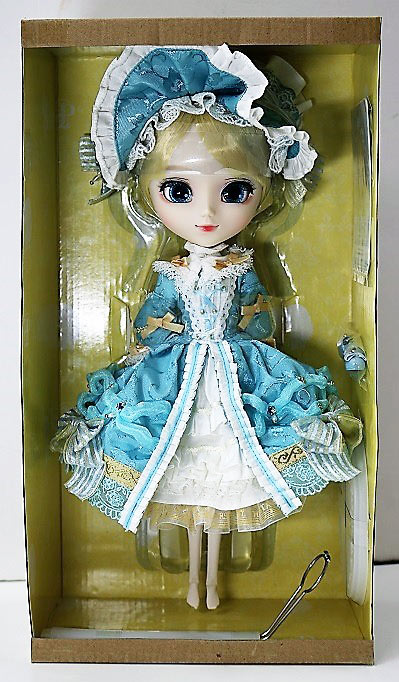 Zoom Pullip Eileen Irene box open