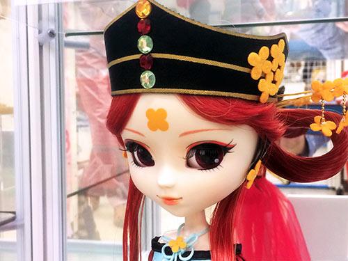 Pullip Princess Kakyu Ami Ami shop Akihabara