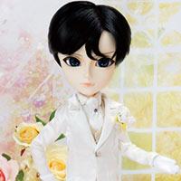 Taeyang Mamoru Chiba wedding version mini