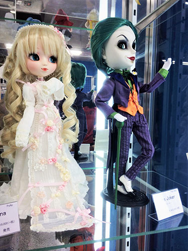 Taeyang The Joker Pullip Arianna Little World G-store shop