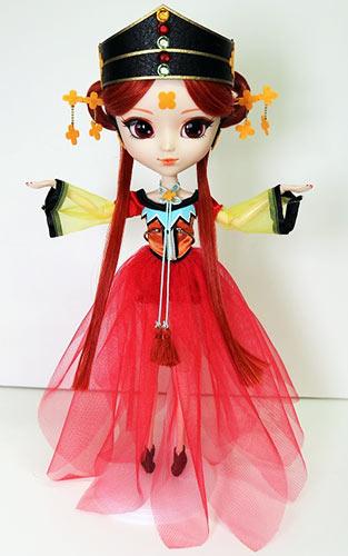 Zoom Pullip Princess Kakyu bonus