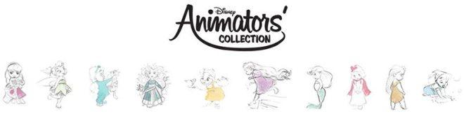 Logo Disney Animators