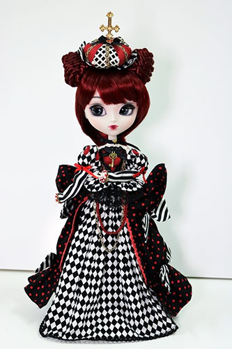 Zoom Pullip Optical Queen bonus
