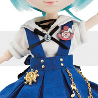 Close-up Pullip Miku Hatsune Yokohama Doll Museum exclusive version