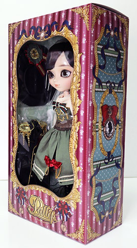 Pullip Jeanne boxed