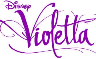 Logo Disney Violetta