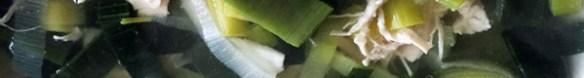 Arzhela bouillon poireau-poulet