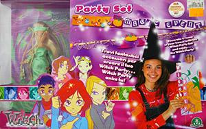 Party set Cornelia