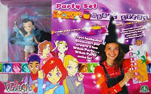 Party set Hay Lin