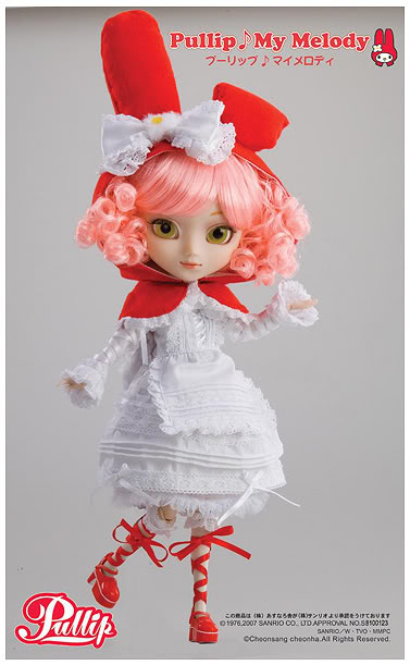 Pullip My Melody 2008