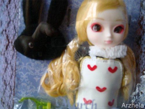 Little Pullip + March Hare en boite