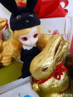 Pullip Pâques 2015