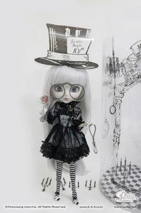 Pullip Monochrome Alice Limited edition